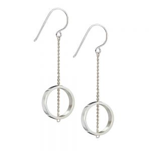 Maureen Lynch Ebb & Flow Drop Earrings