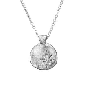 Chupi Your North Star Silver Pendant