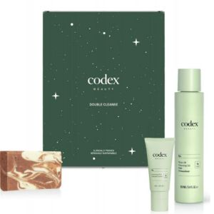 Codex Beauty Double Cleanse Gift Set