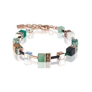 Coeur De Lion Emerald Green Bracelet
