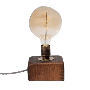 Copperfish Dromod Oak Lamp