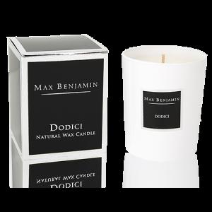 Max Benjamin Dodici Natural Candle