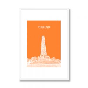 Jando Landmark Phoenix Park Large Framed