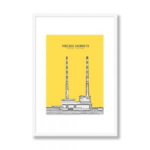 Jando Landmark Poolbeg Large Frame