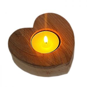 Sam agus Nessa Mo Chroi Candle Holder