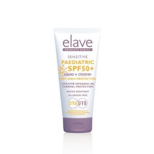 Elave Sensitive Sunscreen SPF 50+ Paediatric