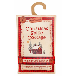 Enchante Christmas Spice Fragranced Sachet