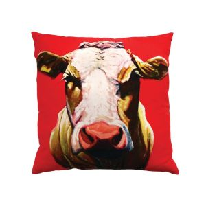 Eoin O'Connor Pull the Udder One Cushion