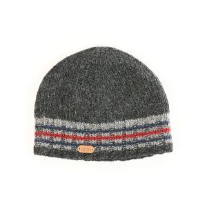 Erin Rib Pullon Hat Charcoal