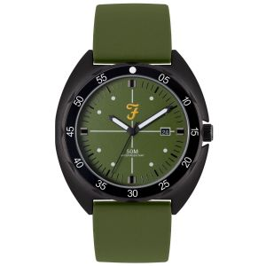 Farah The Sport Gents Khaki Watch