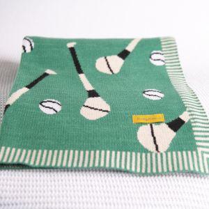 Babyboo GAA Mad Hurley Green Blanket