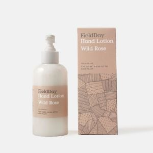 Field Day Wild Rose Hand Lotion