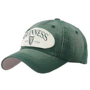 Guinness Distressed Harp Baseball Cap
