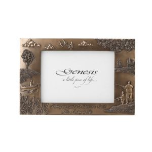 Genesis Fishing Picture Frame