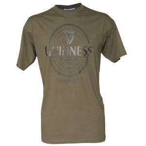 Guinness Khaki Foreign Extra T-Shirt