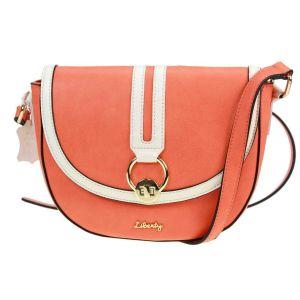Gionni  Abigail Coral Shoulder Bag