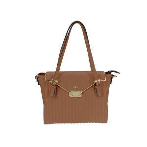 Gionni Anyang Tan Tote Bag