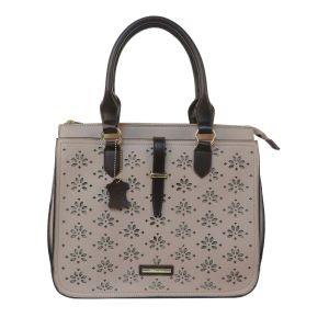 Gionni Liberty Chartres Taupe Handbag