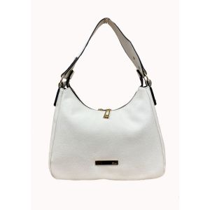 Gionni Turin White Hobo Bag