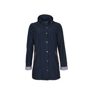 Godske Navy Turn Back Cuff Jacket