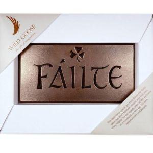 Wild Goose Failte Plaque Boxed