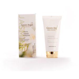 Green Angel Jasmine Hand Cream