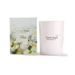 Green Angel Precious Oils Jasmine Candle