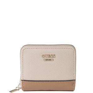 Guess Noelle Small Beige Wallet