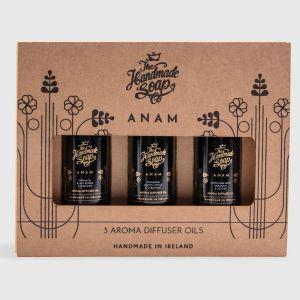 Handmade Soap Company ANAM Essential Oils Gift Set