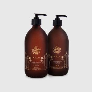 Handmade Soap Company  Anam Wash & Lotion Set