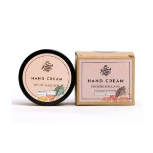 Handmade Soap Grapefruit & May Chang Hand Cream