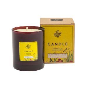 Handmade Soap Lemongrass & Cedarwood Candle