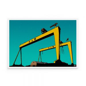 Jando Harland and Wolff Large Frame