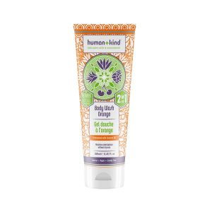 Human+Kind Orange Body Wash