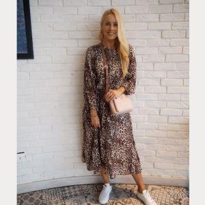 Inwear Florizza Leopard Print Dress