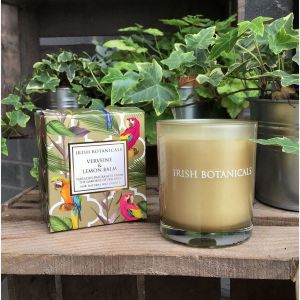Irish Botanicals Verveine & Lemon Balm Candle