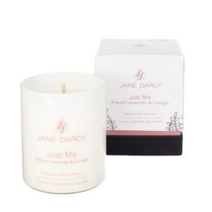 Jane Darcy Just Me French Lavender & Lovage Candle