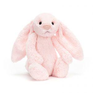 Jellycat Medium Bashful Pink Bunny