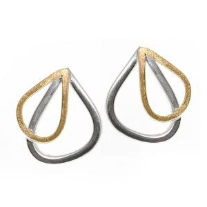 Jill Graham Wings Stud Earrings front