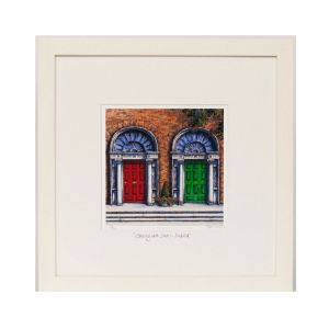 Jim Scully Square Frame Georgian Door |