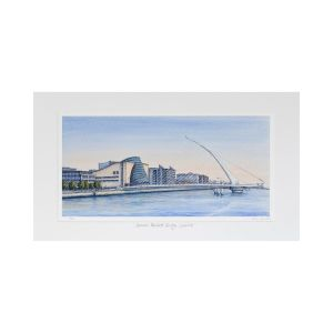 Jim Scully Samuel Beckett Bridge Mount
