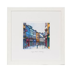Jim Scully Square Frame High Street Galway