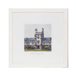 Jim Scully Square Frame UCC