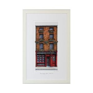 Jim Scully The Temple Bar Portrait Frame