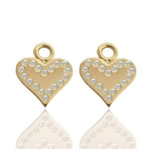 Jo Harpur My Diamond Heart Charms