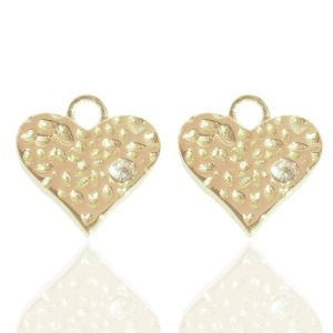 Jo Harpur My Diamond Heart Studs