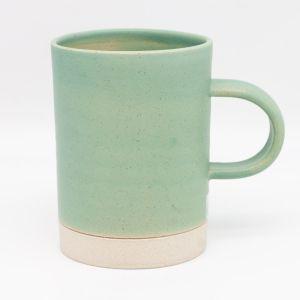 John Ryan Extra Large Green Mug