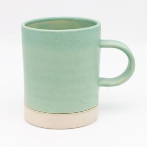 John Ryan Large Green Mug