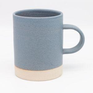John Ryan Large Grey Mug