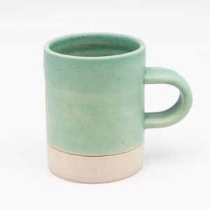 John Ryan Small Green Mug